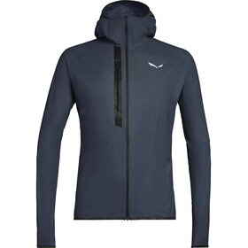 SALEWA Puez Light Powertex Chaqueta Hombre, ombre blue